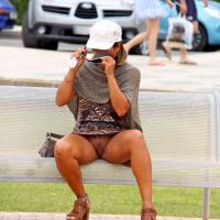 Tease 2 - Public Exhibitionist, Public Place, Dressed, Flashing
