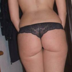 My ex-girlfriend's ass - Culona Latina