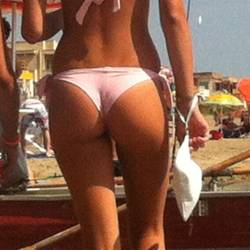The Sun 5 - Beach, Bikini Voyeur
