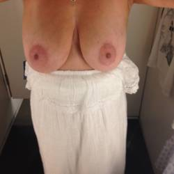 Large tits of my wife - Funcouple2011