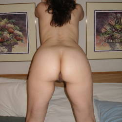 My wife's ass - fine_fifty