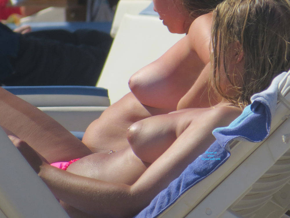 Pic #4 KOS Greece 2014 Part 2 - Beach, Bikini Voyeur