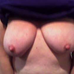 Large tits of my ex-girlfriend - Cathy