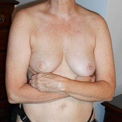 Strapon Play - Big Tits, Toys