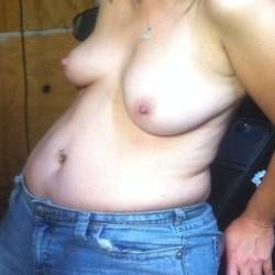 Small tits of my wife - Boo77
