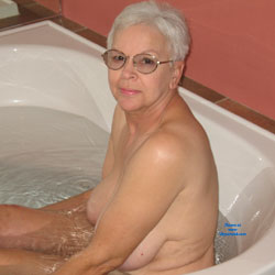 Bathtime - Big Tits, Mature