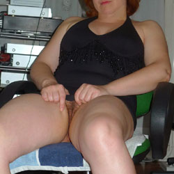 I Love Upskirts, And You? - Redhead, Wife/Wives