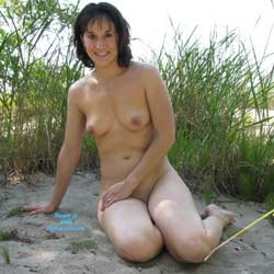 At The Lake - Brunette, Nature
