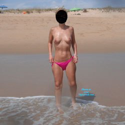 Sun And Sand - Beach, Blonde