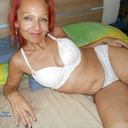 My Girl - Lingerie, Mature, Redhead
