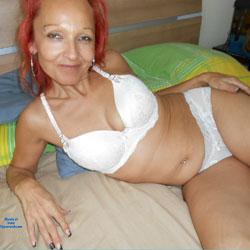 My Girl - Lingerie, Mature, Redhead