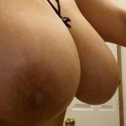 My very large tits - Curveygrl
