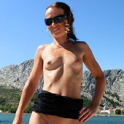 Flashing Nude At The Beach - Brunette Hair, Exposed In Public, Firm Tits, Flashing Tits, Flashing, Nude Beach, Nude In Public, Nude Outdoors, Shaved Pussy, Showing Tits, Small Breasts, Small Tits, Sunglasses, Hairless Pussy, Hot Girl, Pussy Flash, Sexy Body, Sexy Figure, Sexy Girl, Sexy Legs, Sexy Woman, Young Woman