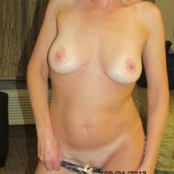 My medium tits - Tawny