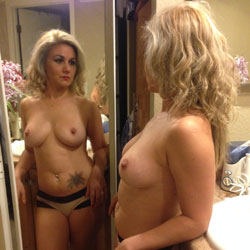 More Khaleesi Goes Blonde - Big Tits, Blonde