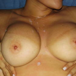 Large tits of my girlfriend - Staunchy1