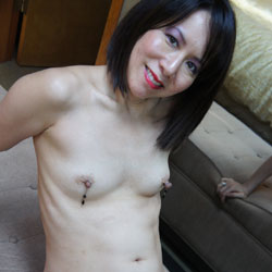 Carolyn Janes's Erect Nipples - Brunette, Wife/Wives, Hard Nipples