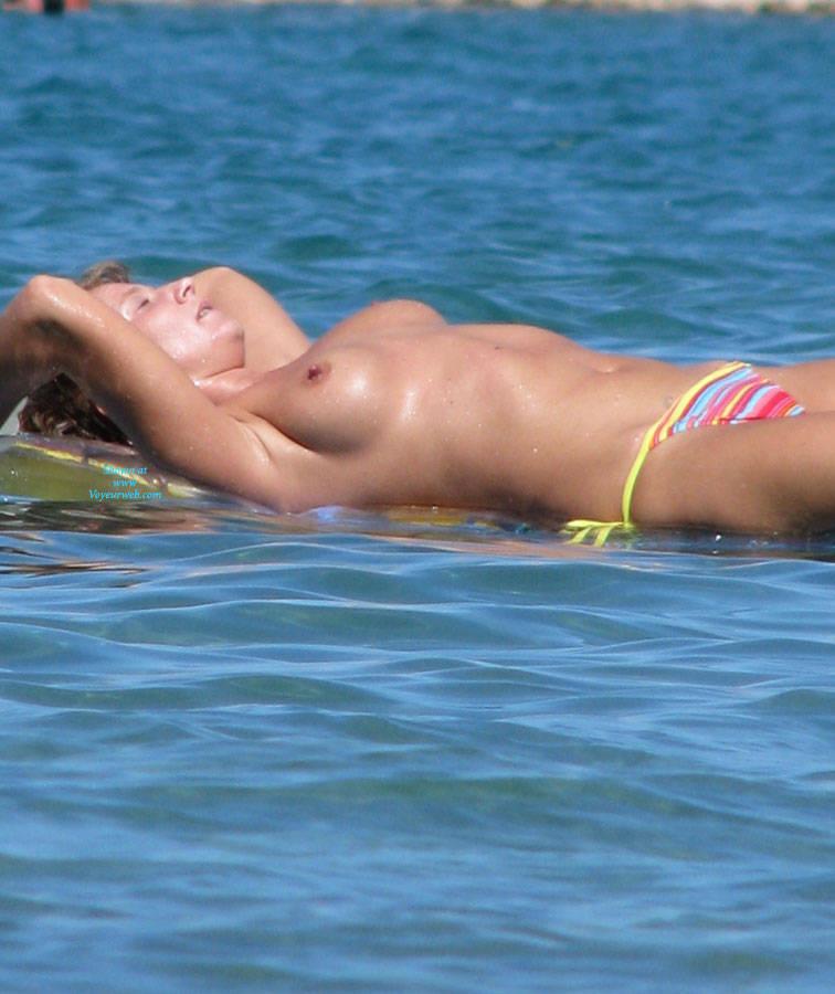 Pic #1 - Naked Girls - Beach Voyeur , Croatian Beach