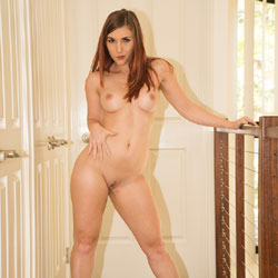 Naked To The Bedroom - Big Tits, Brunette Hair, Erect Nipples, Firm Tits, Full Nude, Nipples, Perfect Tits, Showing Tits, Trimmed Pussy, Naked Girl, Sexy Body, Sexy Boobs, Sexy Figure, Sexy Girl, Sexy Legs, Sexy Woman, Young Woman