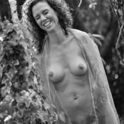 Medium tits of my wife - sweetie
