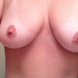 Medium tits of my girlfriend - CC's Nice A