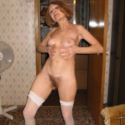 Nude Mature Woman - Bush Or Hairy, Mature