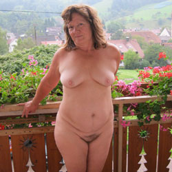 Flashing - Big Tits, Mature, Bush Or Hairy