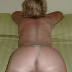 My wife's ass - Tina