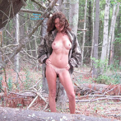 Dojo In The Woods - Part 2 - Big Tits, Nude In Public, Shaved
