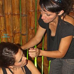 Ecuadorian Hairdresser - Guayaquil - Brunette