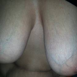 Very large tits of a neighbor - Cattie