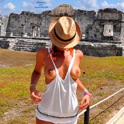 Sfizy In Mexico! - Beach, Big Tits