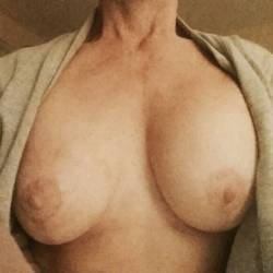 Medium tits of my girlfriend - Sweetness