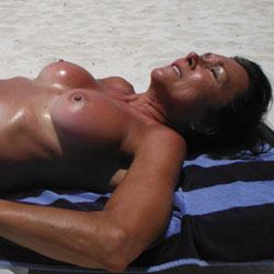 Summer Tan 2014 - Big Tits