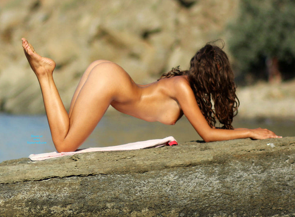 Pic #4 Yoga With Carmen - Beach, Brunette