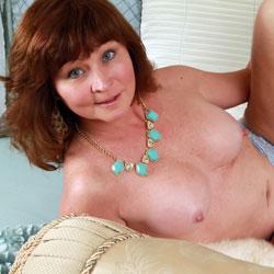 Erotic Blue Colors - Big Tits