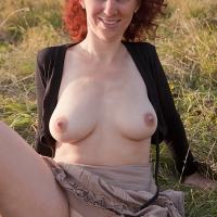 My medium tits - lena