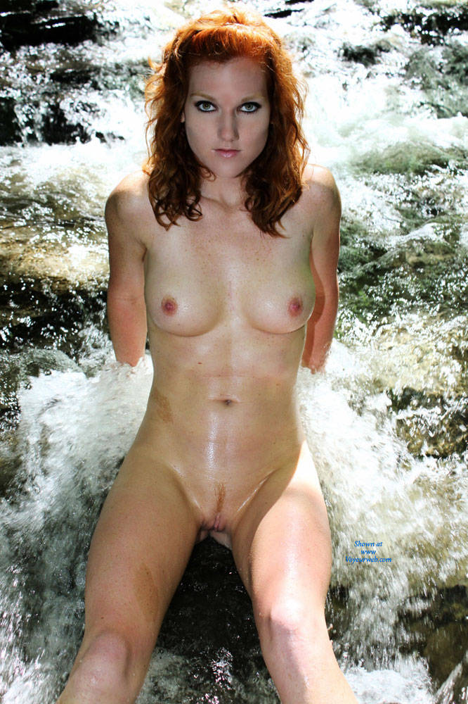 Amy Nude Outdoors - Big Tits, Nude In Public, Redhead , Hi Guys, I'm The Friend Monnie Has Been Referring To. I Know She Told You Guys Awhile Back That I'd Be Posting, But Some S*** Went Down And It Took Me This Long To Send These In.