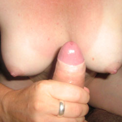 She Is Horny - Big Tits