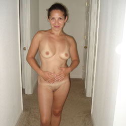 Want More? - Big Tits, Brunette, Shaved