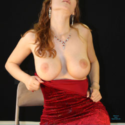 My Tits - Breast Shots Only - Big Tits, Redhead