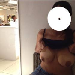 Large tits of my wife - BrownNative