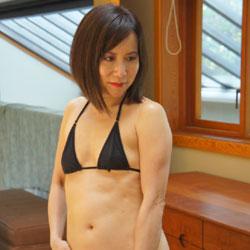 New Bikini - Bikini Voyeur, Brunette, Small Tits
