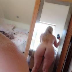 My ass - Subblondeslut