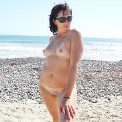 I Love The Summer! - Beach, Brunette, GF