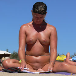 Voyeur Paradise - Beach, Big Tits