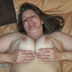 Wife's Tits - Big Tits, Brunette, Wife/Wives