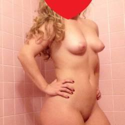 Medium tits of my girlfriend - Kay