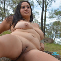 Sweet Asian Delight - Big Tits, Brunette, Nature, Shaved
