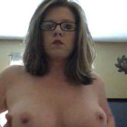 Large tits of my wife - Beth